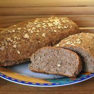 Domácí celozrnný chléb recept