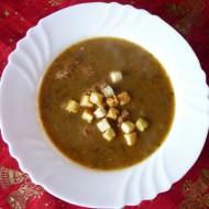 Výborná čočková polévka recept