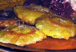 Tostones  smažený zeleninový banán