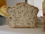 Bezlepkový chléb s pohankovou moukou recept