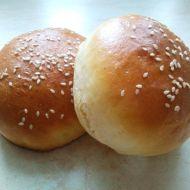 Housky na domácí hamburger recept