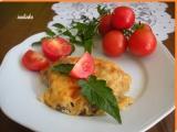 Kotlety na šlehačce s cibulí a plátkovým sýrem recept