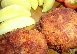 Karbenátky ze salámů a sojového masa recept