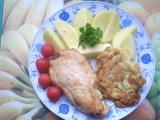 Kuřecí prsíčka plněná mandlovou nádivkou recept