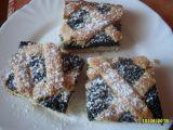 Hrníčkové makové řezy recept