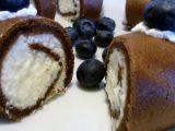 Bezlepková kakaová roláda recept