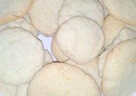 Sušenky s bílou čoko recept