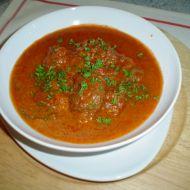 Soljanka po Gruzínsku recept