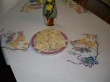 Sýrová roláda recept