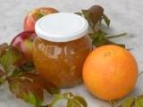 Jablkovo-pomerančový pikantní džem recept