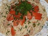 Špagety Rio mare recept