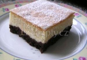 Tříbarevný koláč II.