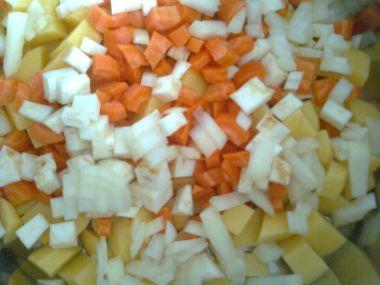 Polévka  zeleninová