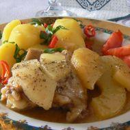 Vepřové plátky pod ananasem recept