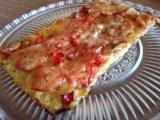 Bramborová pizza Margherita podle Monči recept