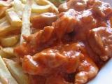 Kuřecí čína s nivou a kečupem recept