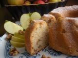 Jablkovo-ořechová bábovka recept