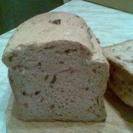 Domácí chléb s anglickou slaninou recept