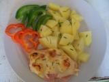 Kuřecí řízky s ananasem recept