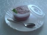 Borůvková zmrzlina recept
