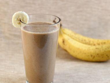 Úžasná banánová káva