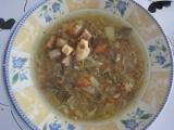 Krkonošská cibulačka recept