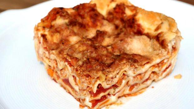 VIDEO: Lasagne s králičím ragú