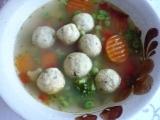 Kvasnicové knedlíčky do polévky recept