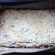 Makový koláč s drobenkou recept
