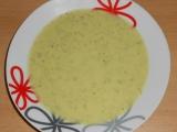 Cuketová krémová polévka recept