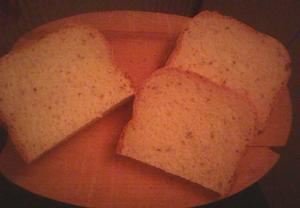Česnekový chléb z pekárny
