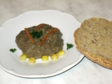 Čočková pomazánka s droždím a cibulí recept
