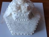 Svatební dort pro kamarádku recept