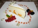 Tvarohovo smetanový dort s mandarinkami recept