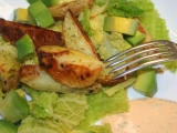 Teplý salát z kapusty recept