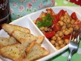 Jednoduchý salát z cizrny recept