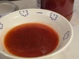 Jahodovo-rebarborovy dzem recept