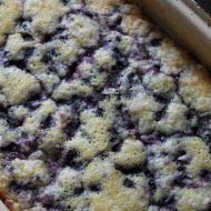Hrníčková bublanina s borůvkami recept
