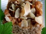 Jablkové řezy s vůní perníku recept
