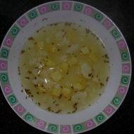 Rychlá květáková polévka s brambory recept