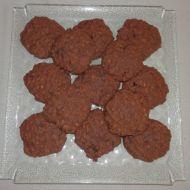 Kakaové sušenky z ovesných vloček recept