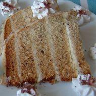 Ořechový koláč z domácí pekárny recept