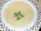 Bílá zelná polévka s kmínem recept