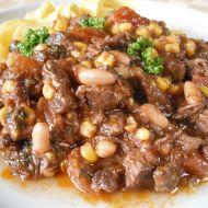 Chilli con carne po česku recept