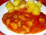 Vepřová kýta Szegedin recept