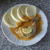 Kuře na paprice recept