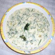 Koprová polévka jako od maminky recept