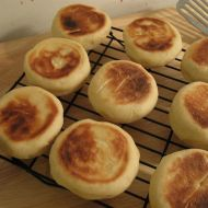 Anglické muffiny recept