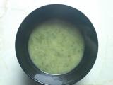 Špenátová polévka s brambory recept