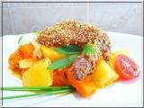 Dýňové brambory s tymiánem recept
